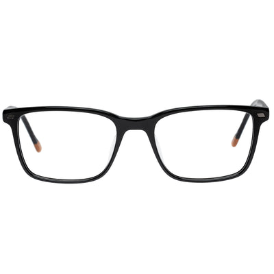 POWDER KEG | BLACK HERRINGBONE OPTICAL