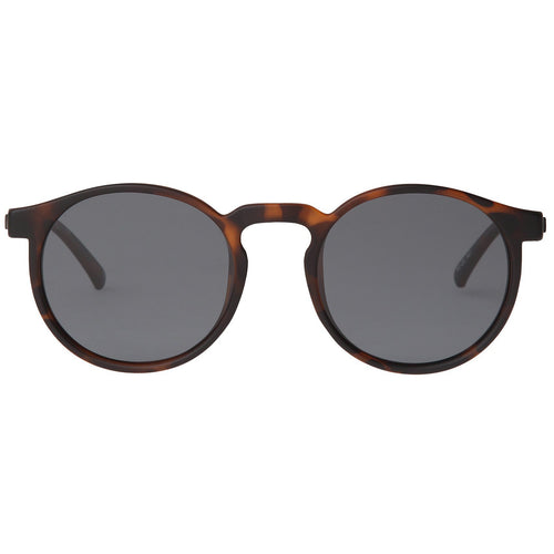 Le Specs Polarised Teen Spirit Deux Uni-Sex Tort Round Sunglasses