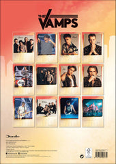 The Vamps Official 2019 Calender