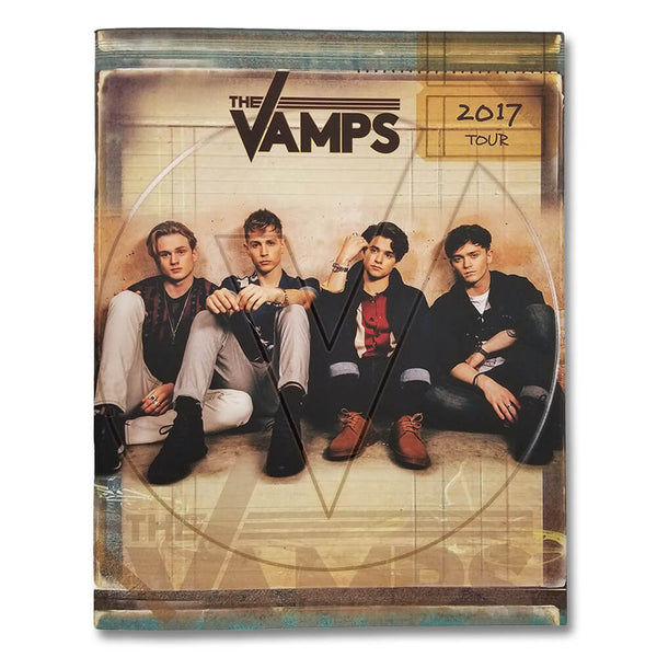 The Vamps 2017 Tour Programme