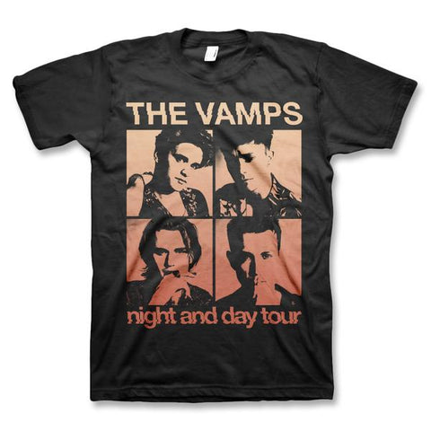 Night & Day Tour Tee