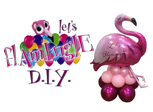 Let's Flamingle DIY Balloon Projects.