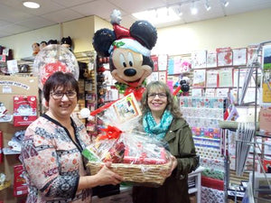 Winner of the E H Coles Christmas Hamper
