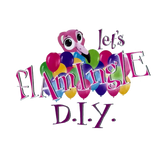 Let's Flamingle DIY - Pack of 20 Eyes on You Mini Balloons