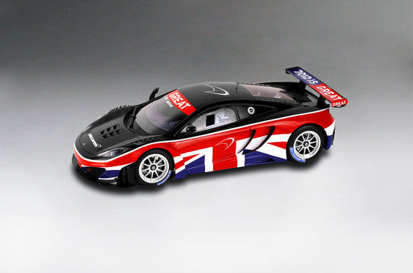 2012 McLaren MP4-12C GT3 - Goodwood FestTrueScale Resin Model