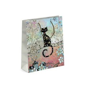 Cat Gift Bag - Medium