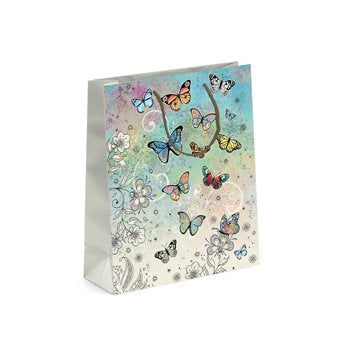 Butterfly Gift Bag - Medium
