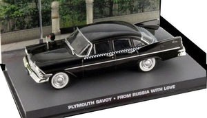 James Bond Collection - Plymouth Savoy from James Bond- From Russia with Love