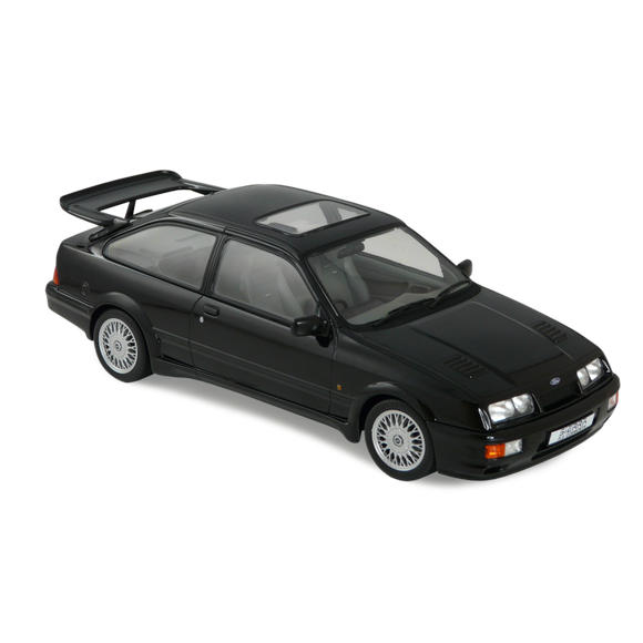 NOREV - 1986 Ford Sierra RS Cosworth - Black - 1:18 Limited Edition