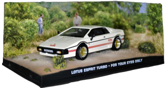 James Bond Collection - Lotus Esprit Turbo from James Bond- For Your Eyes Only