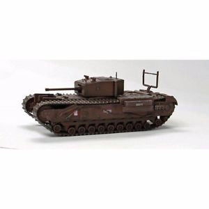 Dragon Armour - Churchill Mk.III Tank 14th Canadian Armoured Regiment Dieppe 1942 (1:72)