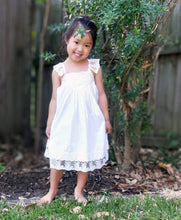 Tea Princess Ivory French Vanilla dress