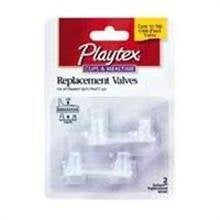 Playtex Replacement Valves - 2 ea