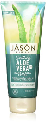 Jason Natural Products - Hand & Body Lotion Aloe 84% - 8 oz.