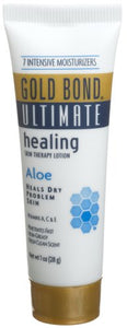 Gold Bond ultimate dry skin healing lotion, foot care - 1 oz