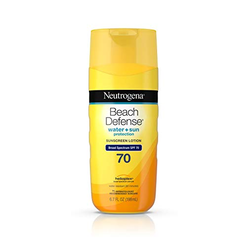 Neutrogena Sunscreen Beach Defense Lotion SPF 70 - 6.7 oz