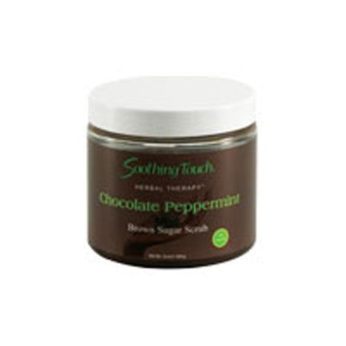 Soothing Touch - Brown Sugar Scrub Chocolate Peppermint - 16 oz.