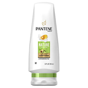 Pantene Pro-V Nature Fusion Smooth Vitality Conditioner -  12.6 Oz.