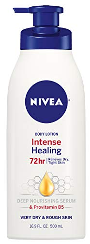 Nivea Extended Moisture Body Lotion, Dry To Very Dry Skin - 16.9 oz