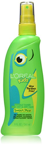 Loreal Kids Tangle Tamer Conditioner with Burst of Sweet Pear - 9 oz