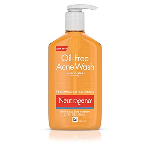 Neutrogena Oil-Free Acne Wash - 9.1 oz