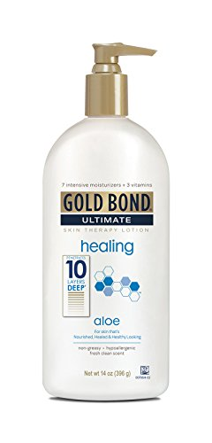 Gold Bond Aloe Healing Skin Therapy Lotion, 14 oz