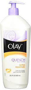 Olay Ultra Moisture Body Lotion With Shea Butter - 20.2 oz.