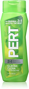 Pert Plus Classic Clean Shampoo + Conditioner - 13.5 Oz.