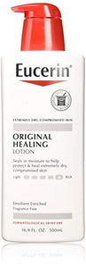 Eucerin Original Healing Soothing Repair Lotion - 16.9 oz