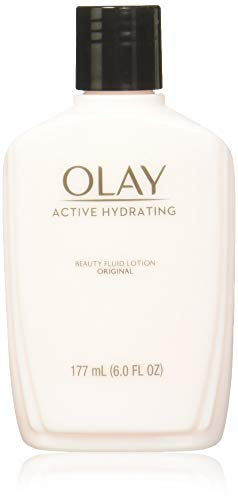 Olay Active Hydrating Beauty Fluid, Original - 6 oz