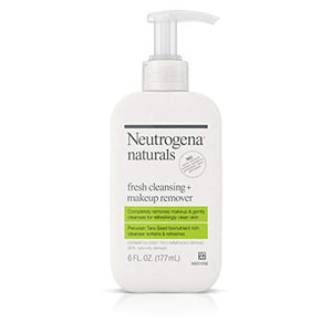 Neutrogena Naturals Fresh Cleansing Plus Makeup Remover - 6 oz