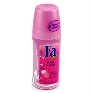 FA 24 Hour Roll-On Deodorant, Pink Passion Floral Fragrance - 1.7 oz