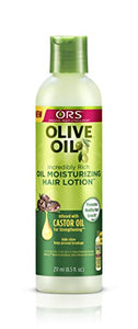Organic Root Stimulator Hair Lotion Olive Oil Moisturizing - 8.5 oz