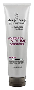 Deep Steep, Nourishing Volume Conditioner, Full Body, 10 fl oz.