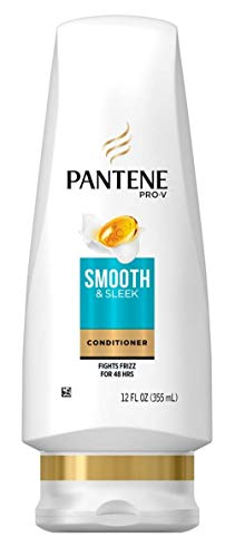 Pantene Pro-V Frizzy to Smooth Medium Thick Conditioner - 12.6 oz