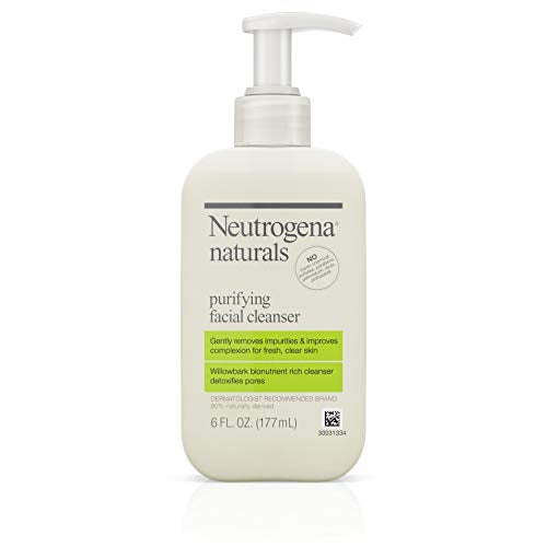 Neutrogena Naturals Purifying Facial Cleanser - 6 oz