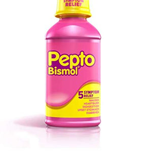 Pepto-Bismol Original AntiDiarrheal, Upset stomach Liquid - 236 ml