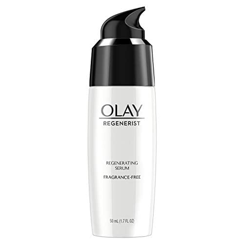 Olay Regenerating Serum, Moisturize, Fragrance-Free - 1.7 oz