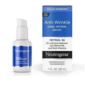 Neutrogena Ageless Intensives Deep Wrinkle Serum Anti-Wrinkle - 1 oz