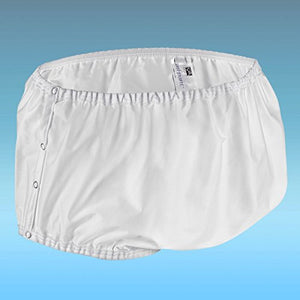 Sani-Pant re-usable brief snap-on, medium size: 30-36 inches - 1 ea