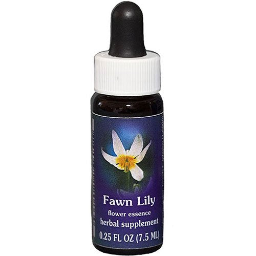 Flower Essence Services - Fawn Lily Flower Essence - 0.25 oz.
