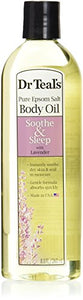 Dr. Teals Sooth and Sleep Body and Bath Oil With Lavender - 8.8 oz.