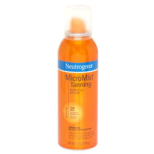 Neutrogena MicroMist Sunless Tanning Spray Medium - 5.3 oz