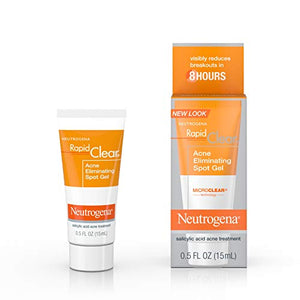 Neutrogena Rapid Clear Acne Eliminating Spot Gel - 0.5 Oz