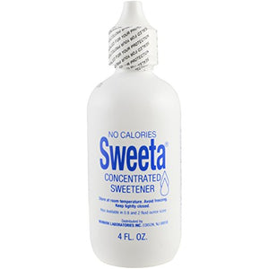 Sweeta Concentrated Sweetener - 112 ml