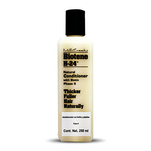 Mill Creek Botanicals - Biotene H-24 Natural Conditioner With Biotin Phase II - 8.5 oz