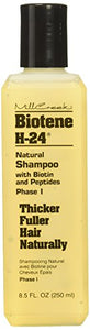 Mill Creek Botanicals - Biotene H-24 Natural Shampoo With Biotin Phase 1 - 8.5 oz
