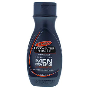 Palmers Cocoa Butter mens body and face lotion - 8.5 oz.