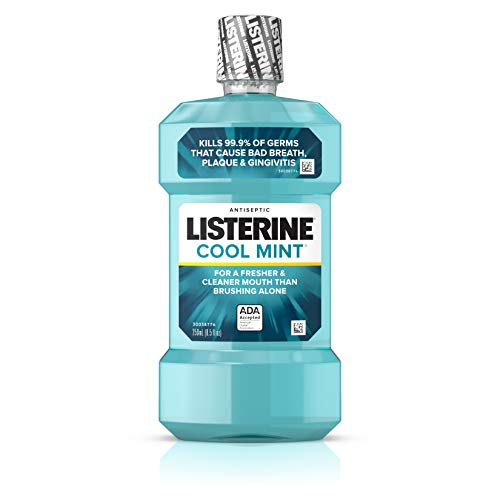 Listerine Cool Mint Antiseptic Mouthwash - 8.5 OZ