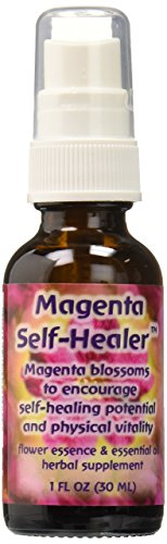 Flower Essence Services - Magenta Self-Healer Formula - 1 oz.